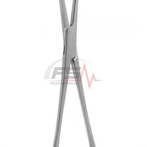 Barrett 18cm Uterine Tenaculum Forceps