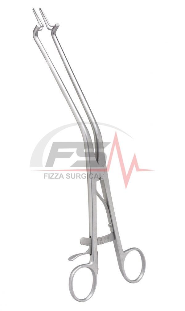 Modified Kogan Endocervical Speculum Forceps 280mm