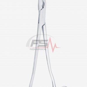 Parametrium Forceps 210mm Curved