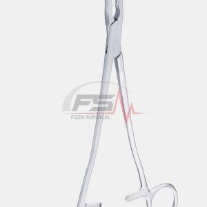 Parametrium Forceps 350mm Straight