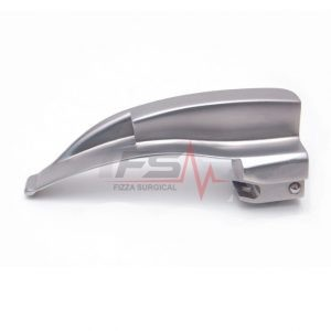 Mega Macintosh 78mm Fiber OpticLaryngoscope Blade