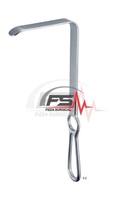 Brunner Retractors   Fizza Surgical International