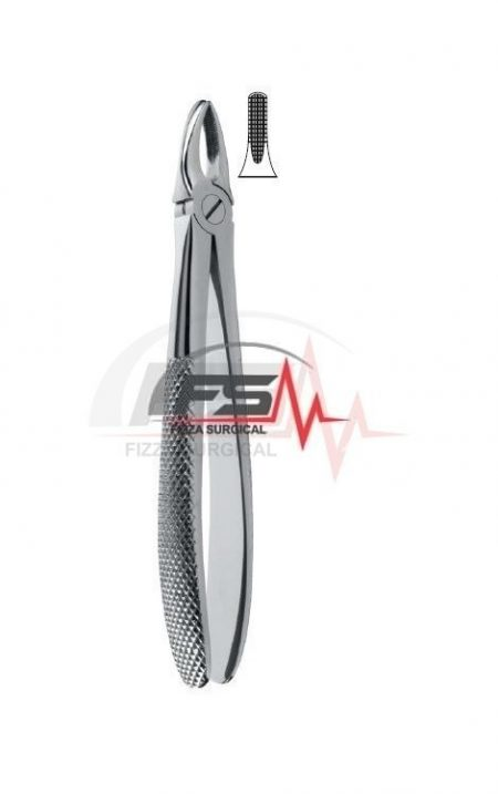 Extracting Forceps Fig.1 English Pattern - Upper Centrals And Canines