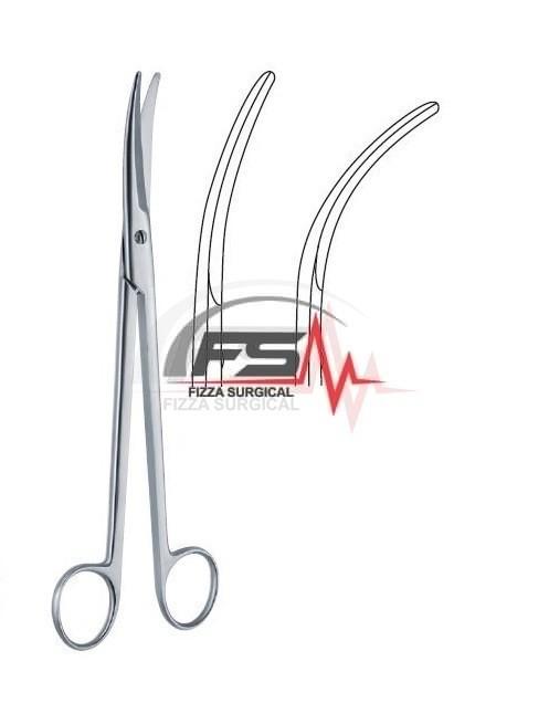 Parametrium Scissors