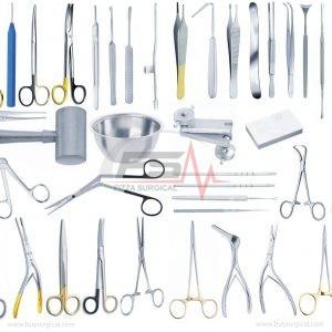 Rhinoplasty Instruments Set or Kit
