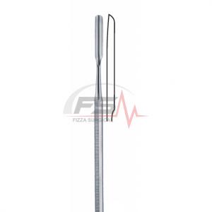 FREER GOUGE 150 mm – 6 - 4mm - BONE CHISELS AND GOUGES