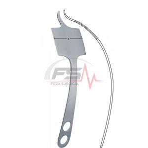 HOHMANN 240 mm – 9 1/2- x =7 mm - Bone levers