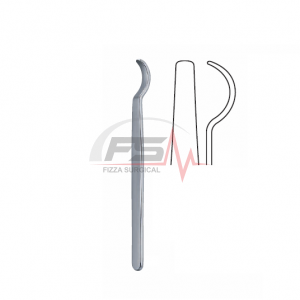 MINI HOHMANN 140 mm–5 1/2- x =6 mm - Bone levers