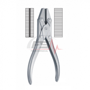 Wire bending forceps-Technical Forceps Wire bending forceps-Technical Forceps