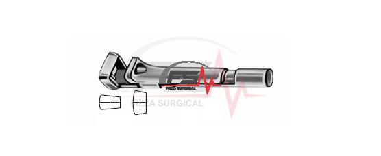 Cordes -Broncho-oesophagoscopy forceps - ENT