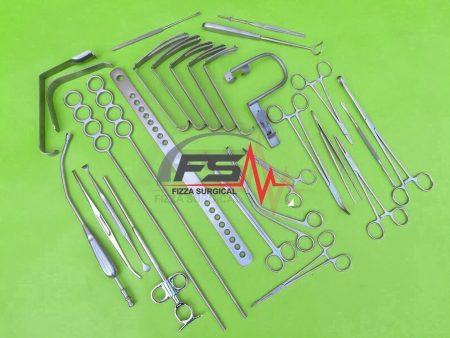 Tonsillectomy InstrumentsSet