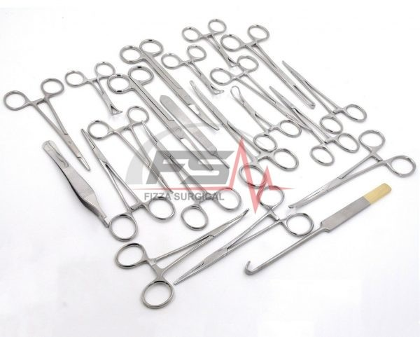 Dressing And Suture Removing Set - Plastic Surgery