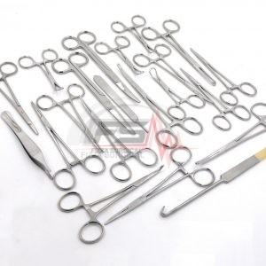 Dressing Set Small - Plastic Surgery - Instrument Set