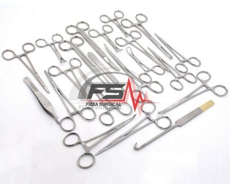 Neck Set - Plastic Surgery - Instrument Set